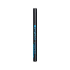Карандаш для глаз essence Waterproof Eyeliner Pen 01 (Цвет 01 Deep Black variant_hex_name 010101) essence liquid ink eyeliner waterproof цвет черная variant hex name 2d3132
