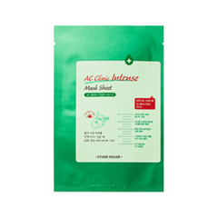 Тканевая маска Etude House AC Clinic Intense Mask (Объем 20 мл)