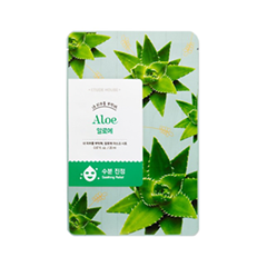 �������� ����� Etude House I Need You Aloe Mask Sheet (����� 20 ��)