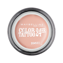 Тени для век Maybelline New York EyeStudio Color Tattoo 91 (Цвет Розовый Зефир №91 variant_hex_name E7B3A5)