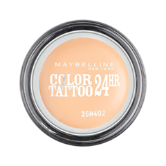 Тени для век Maybelline New York EyeStudio Color Tattoo 93 (Цвет Бежевая нежность №93 variant_hex_name F8C49C)