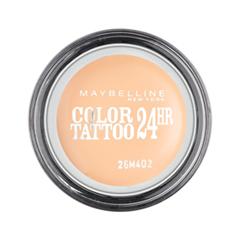 Тени для век Maybelline New York EyeStudio Color Tattoo 93 (Цвет Бежевая нежность № variant_hex_name F8C49C)