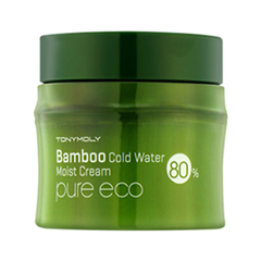 Крем Tony Moly Pure Eco Bamboo Cold Water Moist Cream (Объем 200 мл)