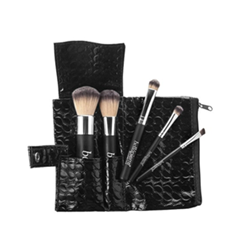Набор кистей для макияжа Bellapierre 5 Brush Travel Set