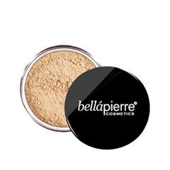 Тональная основа Bellapierre Минеральная основа Mineral Foundation Cinnamon (Цвет Cinnamon  variant_hex_name EDC59C)