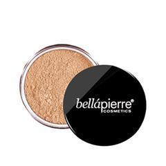 Пудра Bellapierre Минеральная основа Mineral Foundation Latte (Цвет Latte  variant_hex_name D4A078)