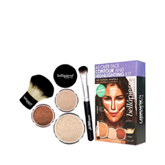 ������ Bell?pierre ����� ��� ������������� All over Eyes and Face Kit Fair