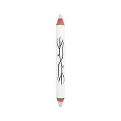 Карандаш для глаз Rouge Bunny Rouge Brightening Liner Duo (Цвет Eyes Wide Open variant_hex_name EACBD1)