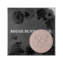 Тени для век Rouge Bunny Rouge Long-lasting Matt Eye Shadow Refill 071 (Цвет 071 Sweet Dust Seriema Refill variant_hex_name CFBBB2) rouge bunny rouge raw garden antigo палетка теней для век raw garden antigo палетка теней для век