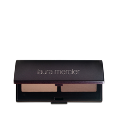 ���� ��� ������ Laura Mercier Brow Powder Duo Deep Blonde (���� Deep Blonde)
