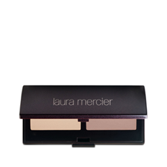 Тени для бровей Laura Mercier Brow Powder Duo Soft Blonde (Цвет Soft Blonde)