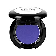 Тени для век NYX Professional Makeup Hot Singles Eye Shadow 50 (Цвет 50 Electroshock variant_hex_name 4E489E)
