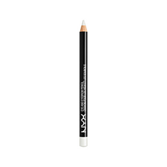 Карандаш для глаз NYX Professional Makeup Slim Eye Pencil 918 (Цвет 918 White Pearl variant_hex_name F5F4EF)