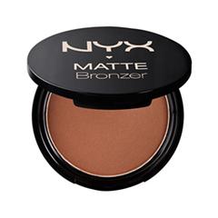 ��������� NYX Matte Bronzer 02 (���� 02 Deep)