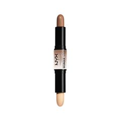 Хайлайтер NYX Professional Makeup Wonder Stick 01 (Цвет 01 Light/ Medium variant_hex_name A27965)