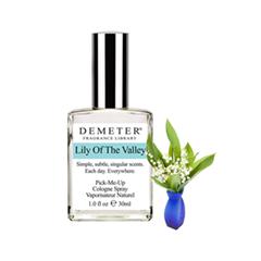 Одеколон Demeter «Ландыш» (Lily of the Valley) (Объем 30 мл)
