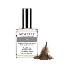 Одеколон Demeter «Пыль» (Dust) (Объем 30 мл) одеколон demeter жевательная резинка bubble gum объем 30 мл