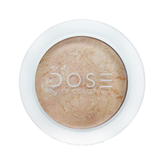 ��������� Dose of Colors Baked Highlighter Peach Glow (���� Peach Glow)