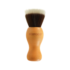 Кисть для лица Ecotools Sheer Finish Kabuki Brush
