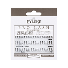 Накладные ресницы Eylure Individuals Pro-Lash Short, Medium & Long Lenth