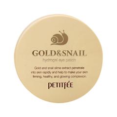 ����� ��� ���� Petitfee Hydro Gel Eye Patch Gold & Snail (����� 180 �)