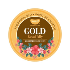 ����� ��� ���� Koelf Hydro Gel Gold & Royal Jelly Eye Patch (����� 180 �)