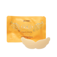 ������������ ����� Petitfee ����� ��� ��� Gold Neck Pack �Hydrogel Angel Wings� (����� 10 �)