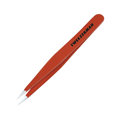 Пинцеты Tweezerman Point Tweezer Red