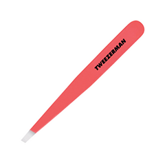 Пинцеты Tweezerman Slant Tweezer Geranium