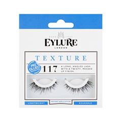 Накладные ресницы Eylure Texture Pre-Glued 117 eylure volume 101