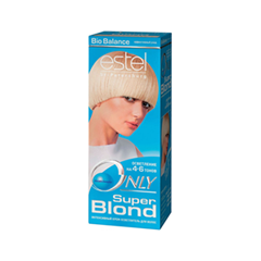Осветление волос Estel Professional Крем-осветлитель для волос Only Super Blond (Цвет Super Blond variant_hex_name F9DBB5)