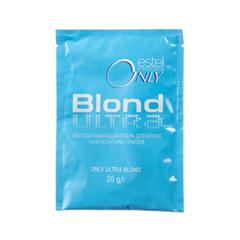 Краска для волос Estel Professional Пудра обесцвечивающая для волос Only Ultra Blond (Объем 30 мл)