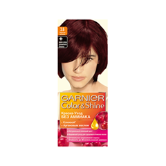 Краска для волос Garnier Color & Shine 3.6 (Цвет 3.6 Черная вишня)