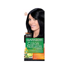 Краска для волос Garnier Color Naturals 1+ (Цвет 1+ Ультра черный variant_hex_name 1F1E1F)