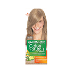 Краска для волос Garnier Color Naturals 8.1 (Цвет 8.1 Песчаный берег variant_hex_name B0946D)