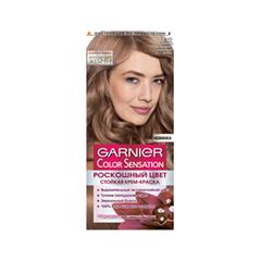 Краска для волос Garnier Color Sensation 7.12 (Цвет 7.12 Жемчужно-пепельный блонд variant_hex_name 987463)