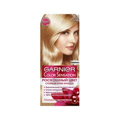 Краска для волос Garnier Color Sensation 9.13 (Цвет 9.13 Кремовый перламутр variant_hex_name D0B48D)