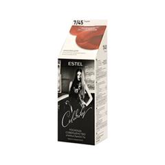 Краска для волос Estel Professional Celebrity 7/45 (Цвет 7/45 Тициан variant_hex_name 823526)