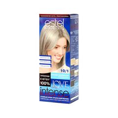 Краска для волос Estel Professional Love Intense 10/1 (Цвет 10/1 Блондин серебристый variant_hex_name F6EED9)