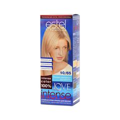 Краска для волос Estel Professional Love Intense 10/65 (Цвет 10/65 Блондин жемчужный variant_hex_name EDD0B0)