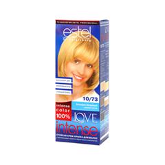 Краска для волос Estel Professional Love Intense 10/73 (Цвет 10/73 Бежевый блондин variant_hex_name CDAA82)
