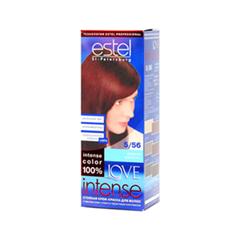 Краска для волос Estel Professional Love Intense 5/56 (Цвет 5/56 Махаон variant_hex_name 180410)