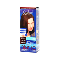 Краска для волос Estel Professional Love Intense 6/43 (Цвет 6/43 Коньяк variant_hex_name 6C3C2E)
