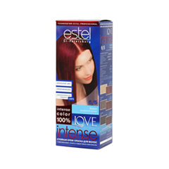 Краска для волос Estel Professional Love Intense 6/5 (Цвет 6/5 Бордо variant_hex_name E68A8F)