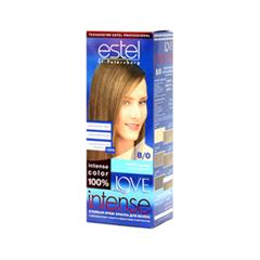 Краска для волос Estel Professional Love Intense 8/0 (Цвет 8/0 Светло-русый variant_hex_name B88B6A)