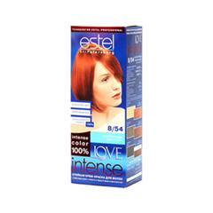 Краска для волос Estel Professional Love Intense 8/54 (Цвет 8/54 Красная медь variant_hex_name 451223)