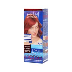 Краска для волос Estel Professional Love Intense 8/5 (Цвет 8/5 Гранатово-красный variant_hex_name B63E40)