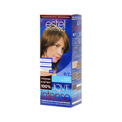 Краска для волос Estel Professional Love Intense 8/7 (Цвет 8/7 Корица variant_hex_name 795531)