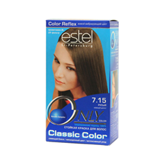 Краска для волос Estel Professional Only Color 7.15 (Цвет 7.15 Русый variant_hex_name C99F77)
