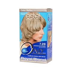 Краска для волос Estel Professional Only Color 7.28 (Цвет 7.28 Серебристый блондин variant_hex_name CCC3BA)